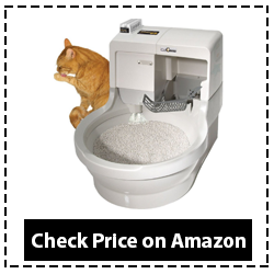 CatGenie Self-Flushing Cat Box